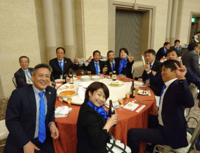 the58th OSEAL FORUMの夕べ